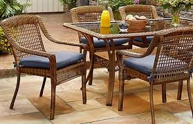Home Depot Patio Furniture Wicker by Create U0026 Customize Your Patio Furniture Spring Haven Brown