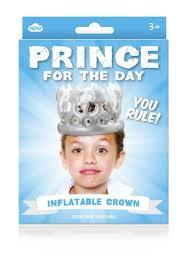Inflatable Bathtub For Adults Online India by Npw Boy U0027s Prince Inflatable Crown Kids Fancy Dress Prince For