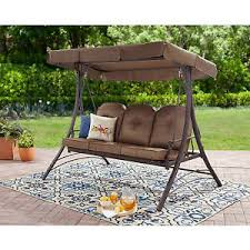 patio swing with canopy outdoor porch swing bed for adults 3