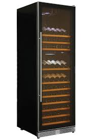 Whynter 18Bottle BuiltIn Wine Refrigerator In Stainless SteelBWR