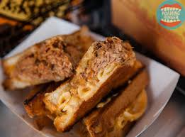 The Grilled Cheese Truck - Cheesy Mac & Rib Melt | For The Foodies ... Pouring Redhot Melt By Truck Transporter Stock Photo 706095331 The Gourmet Grilled Cheese Rome Ny Food Trucks Roaming Get Ready For The First Rally Of Year Menu Best Bay Area Rebel Saskatoon Association Takin It Cheesy With Mobile Local Rocks La Vegan Beer Fest So Cal Gal Grand Opening Youtube Poutine Exhibit A Brewing Company Cpr Jet Melts Snow Off Plow 0840 Cooking Uncovered With Chef Miriam Dinner Week From Melt Ms Cheezious Restaurant In Miami