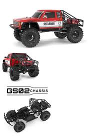 Cars Trucks And Motorcycles 182183: Gmade 1 10 Gs02 Bom 4Wd Ultimate ...
