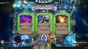 priest deck hearthstone hearthstone knights of the frozen throne deathwhisper easy