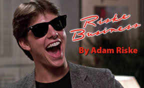 F This Movie Riske Business Bed of Roses 20 Years Later