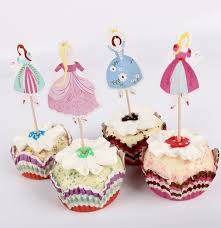 partydekoration 24 baustelle cupcake kuchen deko