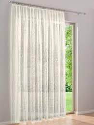 details zu jenne gardinen stores blumenfenster fertiggardinen jacquardstore naturfarbig