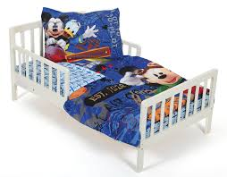 mickey mouse bed set toddler 719