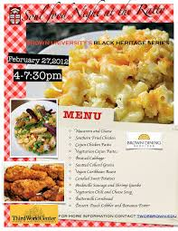 Special Food Nights Spice Up Student Dining