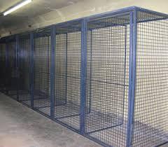 WireCrafters Installed Tenant Storage Lockers