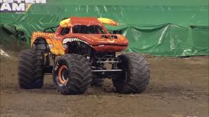 Monster Jam - El Toro Loco Driver Chuck Werner Unwinds In Indy ...