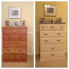 Shoal Creek Dresser Oiled Oak by Old But Beautiful Oak Tall Dresser Made By Khoury Painted It With