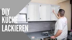 küche lackieren i ohne viel schnickschnack küche