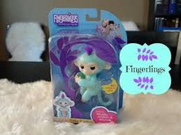 Fingerlings Monkey Electronic Toy Opening Review