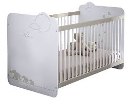 chambre évolutive bébé conforama meubles chambre bébé lits bébés lit jungle coloris