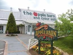 The Apple Barn & Cider Mill sevierville tn me and josey love this