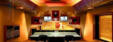 Studio X Control Room