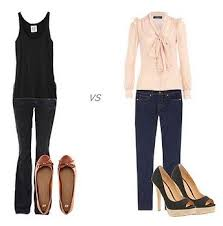 How To Wear Skinny Jeans If You Have Curves Pear Body Shape