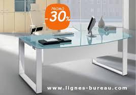 bureau direction verre yacht blanc achat bureau en verre design