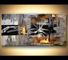 abstract painting modern abstract wall painting 6143