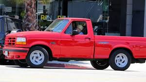 100 Lightning Truck Did You Know Lady Gaga Drives A 1993 Ford F150 SVT The