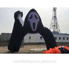 Halloween Inflatable Archway by Inflatable Grim Reaper Inflatable Grim Reaper Suppliers And