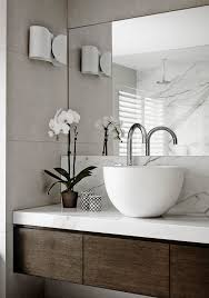 American Standard Retrospect Countertop Sink by Traditional Powder Room With American Standard Retrospect Console