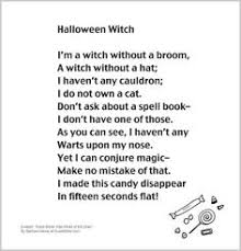 Poems About Halloween For Kindergarten by Halloween On Pinterest Class Activities 3rd Grade Reading And