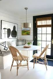 A Black And White Modern Meets Vintage Connecticut Home Tour Nestingwithgrace Dark Kitchen Cabinets