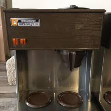 Brewmatic Diplomat II Commercial Coffee Brewer Office Machine