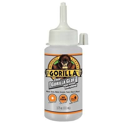 Gorilla Glue Co Clear Gorilla Glue 4537502 - 3.75oz