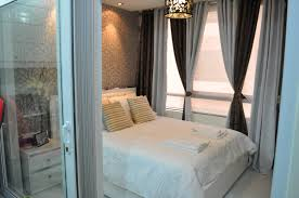 Modern Bedroom Curtain Ideas Apartments Good for Decoration