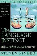 Danny Yee Writes If Human Language Is Innate Then Why There Such A Variety Of Languages Pinker Devotes Chapter To Exploring The Ways In