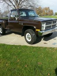1985 K30/3500 Chevy/GMC 1 Ton 4x4 Stepside Long Bed - Classic ... 1985 Gmc Sierra Classic Pickup F130 Denver 2016 Brigadier Logging Truck For Sale Auction Or Lease 1500 Regular Cab View All 12 Ton Long Bed Restored Dually Youtube 1979blackphantom Specs Photos K303500 Chevygmc 1 Ton 4x4 Stepside Long Bed Short Pickup 400 Miles Sierra Sold Car Shipping Rates Services S15 Sale1985 W383 Stroker 6000 Cars And Trucks