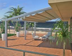 Diy Roll Up Patio Shades by Best 25 Patio Awnings Ideas On Pinterest Awning Roof Deck