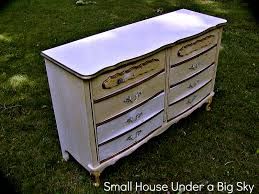 Sears Bedroom Furniture by French Provincial Set Before And After Small House Under A Big Sky