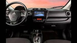 2016 Mitsubishi Mirage Sedan Interior