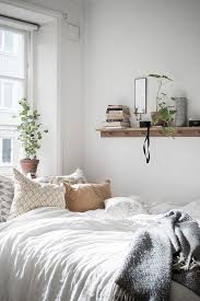 Easy Ways To Update Your Apartment Decor Scandinavian Interior BedroomScandinavian