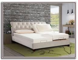 tempurpedic king bed frame amazing tempurpedic flex supreme split