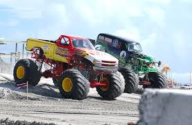 100 Monster Trucks Nj Wildwood Truck Beach Races Wildwood Video Archive