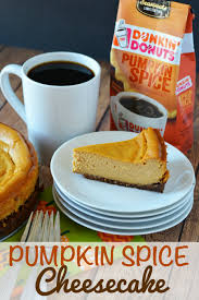 Dunkin Pumpkin Spice K Cups by Pumpkin Spice Cheesecake Recipe This Mama Loves