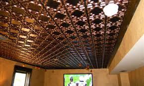 ceiling cheap drop ceiling tiles stunning styrofoam glue up