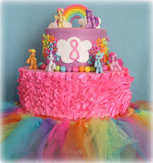 The Butterfly Sweets Blog My Little Pony 8th Birthday