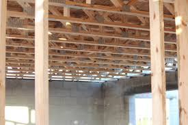 Floor Joist Size Residential by Options For Creating A Wide Open Floor Plan Overcoming Design