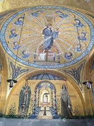mont sainte odile chapelles des larmes et des anges tradition