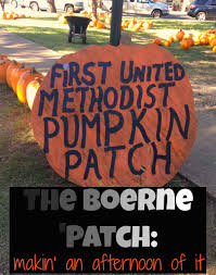 Pumpkin Patch Near Spring Tx by The Boerne Pumpkin Patch Making An Afternoon Of It