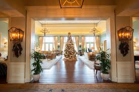 Middleburg Christmas Tree Farm by 13 Hotel Lobbies Decorated For The 2016 Holiday Season