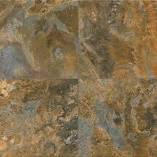 Armstrong Groutable Vinyl Tile by Classico Travertine Cameo Brown Gray Armstrong Vinyl Rite Rug