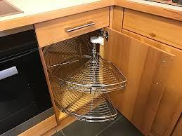 schreinerküche musterküche l massivholzküche in kernbuche