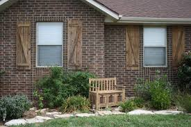 Custom Made Exterior Shutters Awesome Home Design Great Simple And