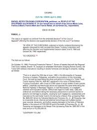 100 Reyes Trucking Rafael Vs People Lawsuit Recklessness Law